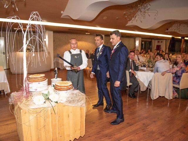 La boda de German y Javier en Valencia, Valencia 378