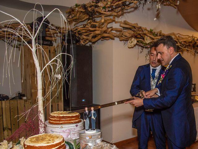 La boda de German y Javier en Valencia, Valencia 380