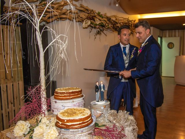 La boda de German y Javier en Valencia, Valencia 382