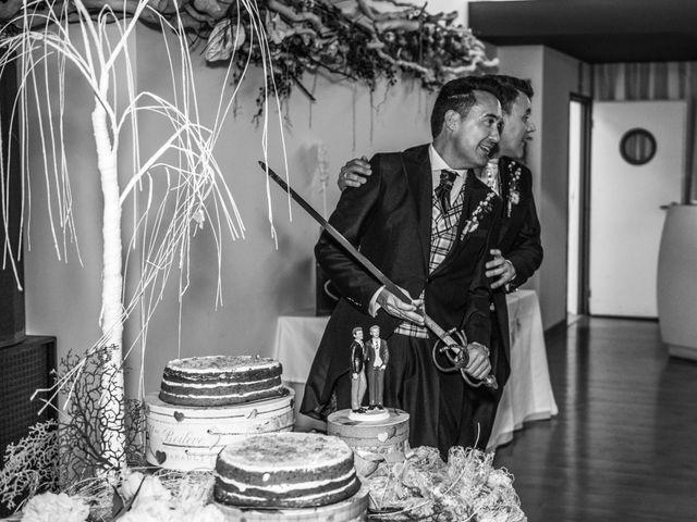 La boda de German y Javier en Valencia, Valencia 383