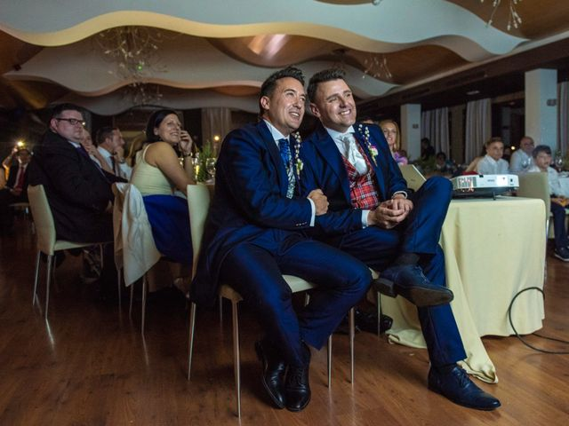 La boda de German y Javier en Valencia, Valencia 393