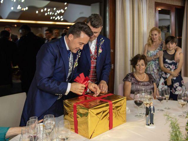 La boda de German y Javier en Valencia, Valencia 398