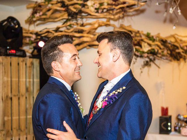 La boda de German y Javier en Valencia, Valencia 410