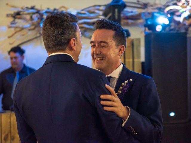 La boda de German y Javier en Valencia, Valencia 420