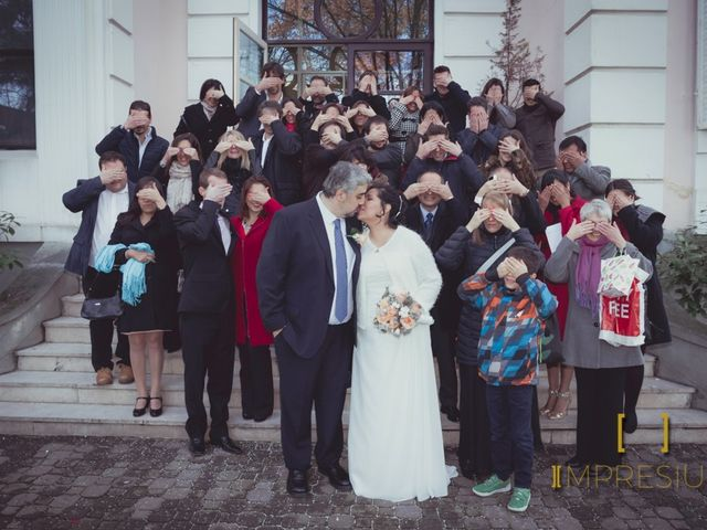 La boda de Javier y Jessica en Madrid, Madrid 2