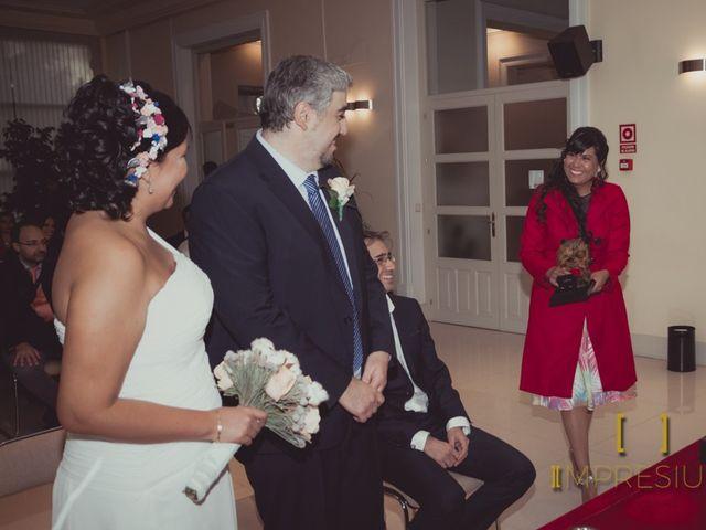 La boda de Javier y Jessica en Madrid, Madrid 7