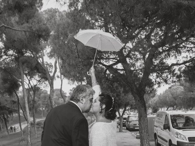 La boda de Javier y Jessica en Madrid, Madrid 14
