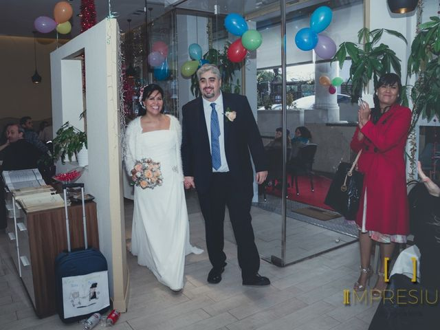 La boda de Javier y Jessica en Madrid, Madrid 16