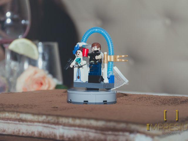 La boda de Javier y Jessica en Madrid, Madrid 30