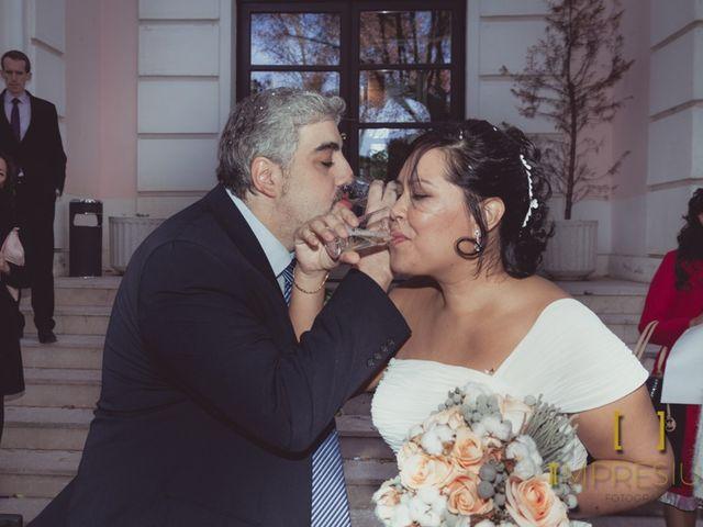 La boda de Javier y Jessica en Madrid, Madrid 12