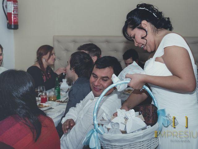 La boda de Javier y Jessica en Madrid, Madrid 31