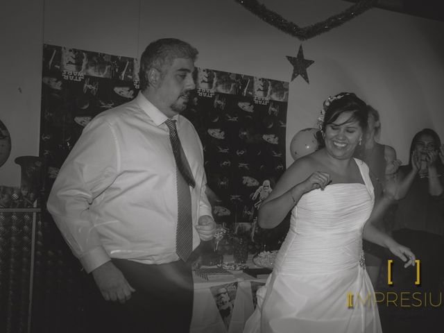 La boda de Javier y Jessica en Madrid, Madrid 43