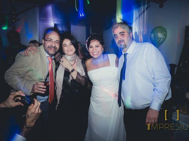 La boda de Javier y Jessica en Madrid, Madrid 44