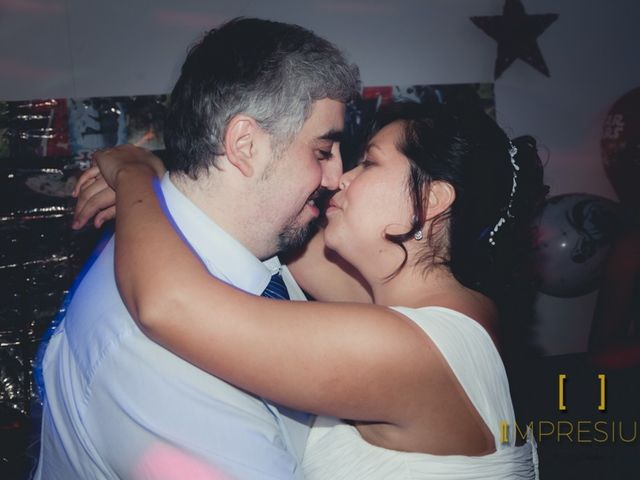 La boda de Javier y Jessica en Madrid, Madrid 51