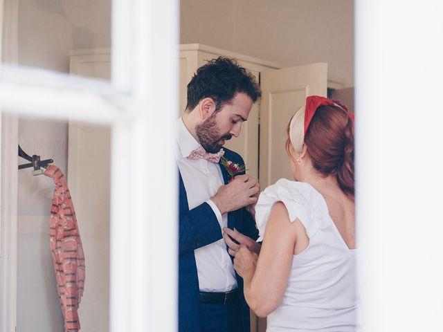 La boda de Raúl y Laura en Los Angeles De San Rafael, Segovia 7