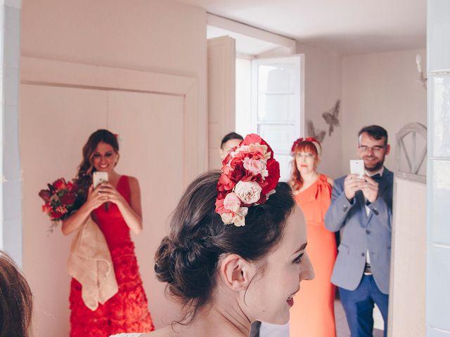 La boda de Raúl y Laura en Los Angeles De San Rafael, Segovia 14