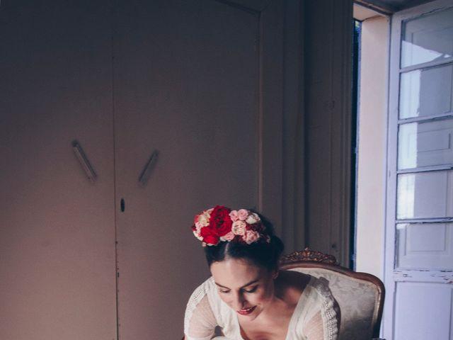 La boda de Raúl y Laura en Los Angeles De San Rafael, Segovia 16