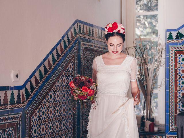 La boda de Raúl y Laura en Los Angeles De San Rafael, Segovia 21
