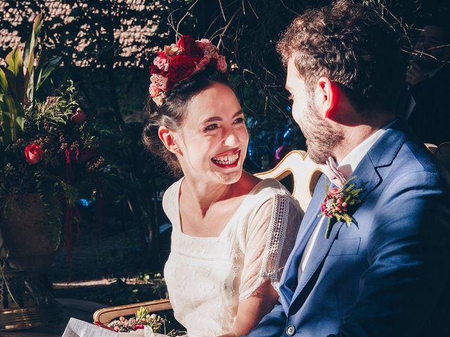 La boda de Raúl y Laura en Los Angeles De San Rafael, Segovia 23