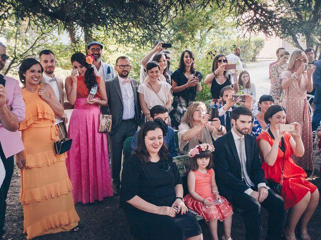 La boda de Raúl y Laura en Los Angeles De San Rafael, Segovia 24