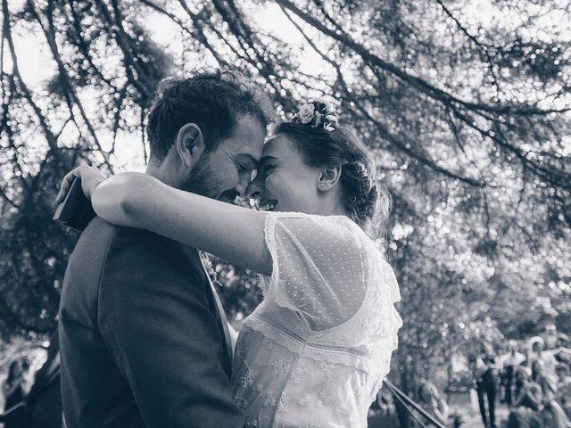 La boda de Raúl y Laura en Los Angeles De San Rafael, Segovia 30