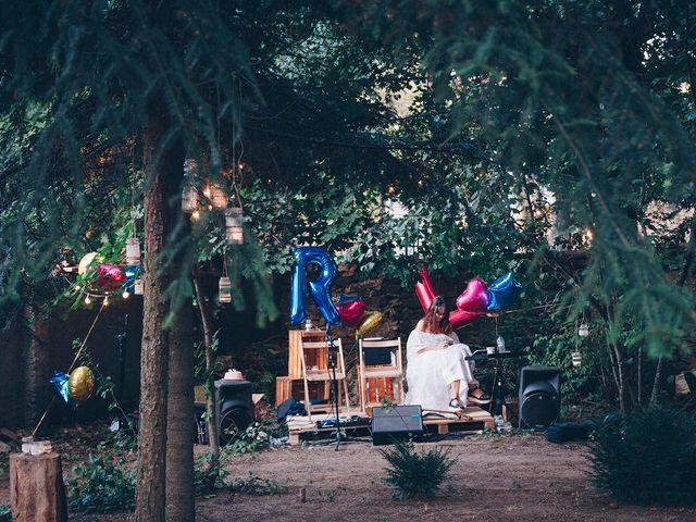 La boda de Raúl y Laura en Los Angeles De San Rafael, Segovia 33