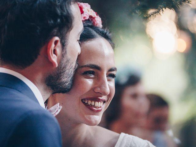 La boda de Raúl y Laura en Los Angeles De San Rafael, Segovia 34