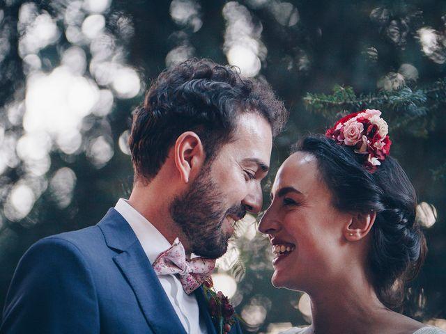 La boda de Raúl y Laura en Los Angeles De San Rafael, Segovia 35