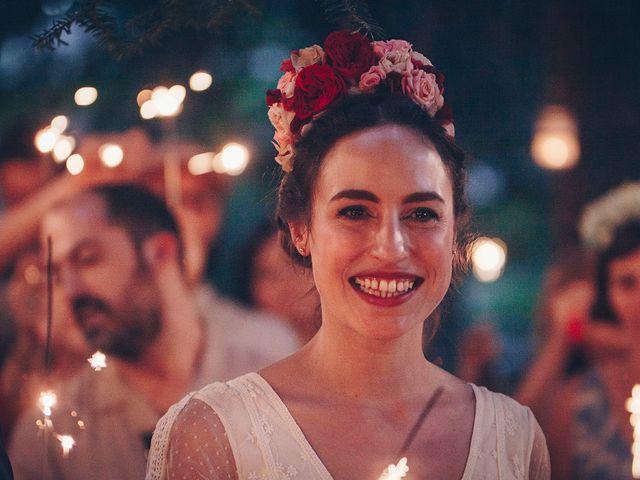 La boda de Raúl y Laura en Los Angeles De San Rafael, Segovia 39