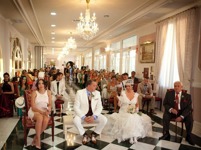 La boda de Antonio y Amparo en Albacete, Albacete 11