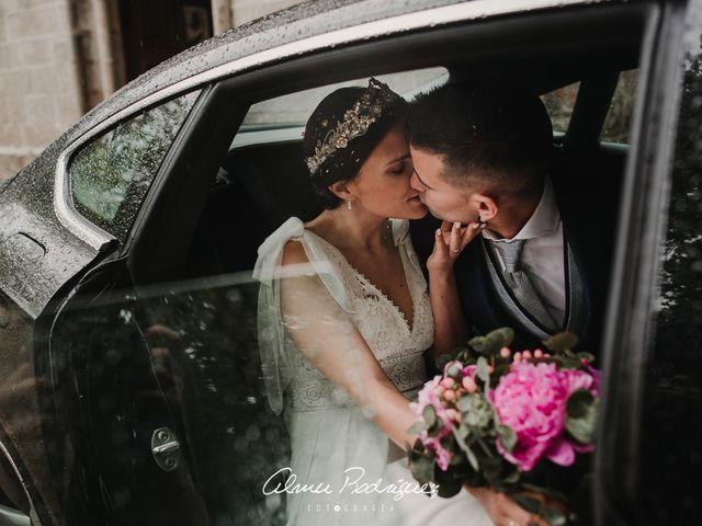 La boda de Rafael  y Rocío en Mondariz (Balneario), Pontevedra 2