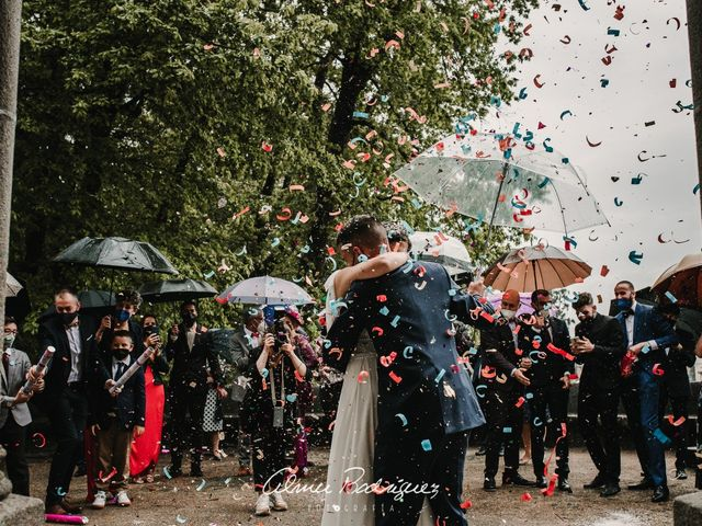 La boda de Rafael  y Rocío en Mondariz (Balneario), Pontevedra 3