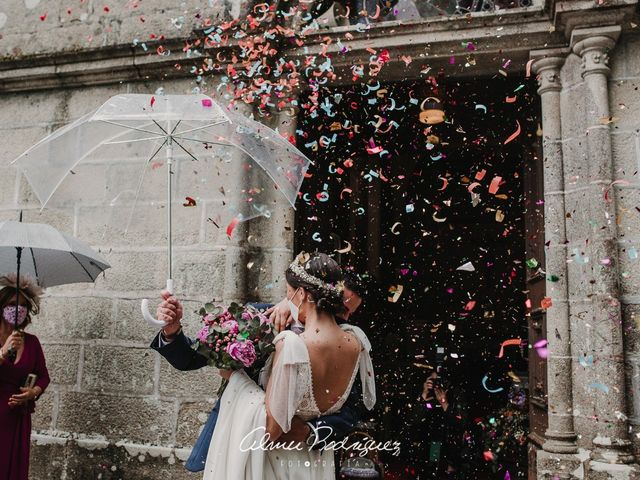 La boda de Rafael  y Rocío en Mondariz (Balneario), Pontevedra 6