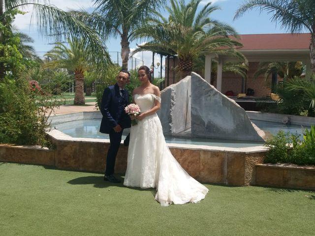 La boda de Oscar y Lidia en Jumilla, Murcia 1