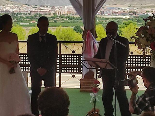 La boda de Oscar y Lidia en Jumilla, Murcia 2