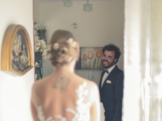 La boda de Javier y Laura en Montbrio Del Camp, Tarragona 8