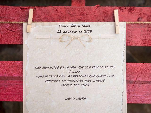 La boda de Javier y Laura en Montbrio Del Camp, Tarragona 9