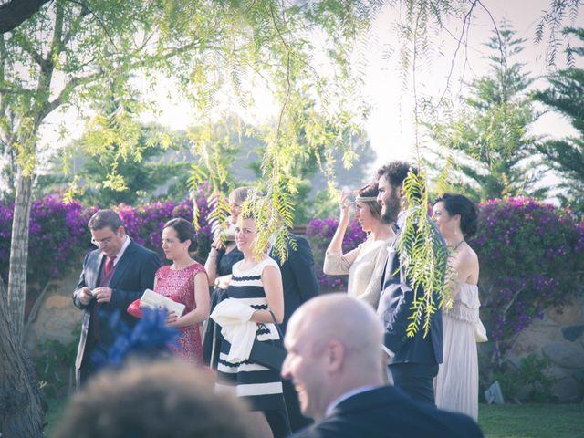 La boda de Javier y Laura en Montbrio Del Camp, Tarragona 14