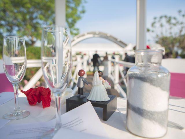 La boda de Javier y Laura en Montbrio Del Camp, Tarragona 17