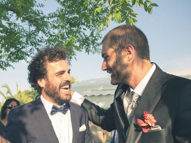 La boda de Javier y Laura en Montbrio Del Camp, Tarragona 18