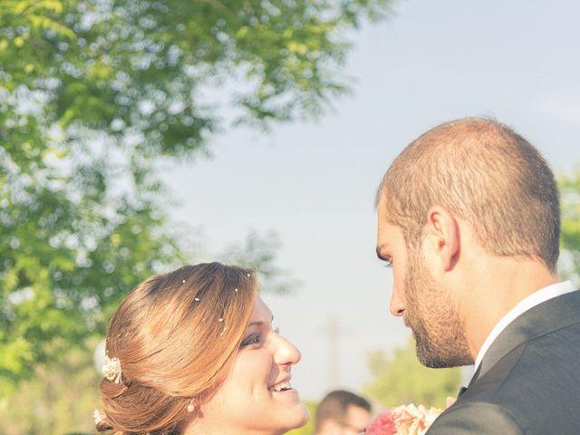 La boda de Javier y Laura en Montbrio Del Camp, Tarragona 20
