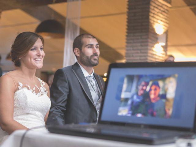 La boda de Javier y Laura en Montbrio Del Camp, Tarragona 31
