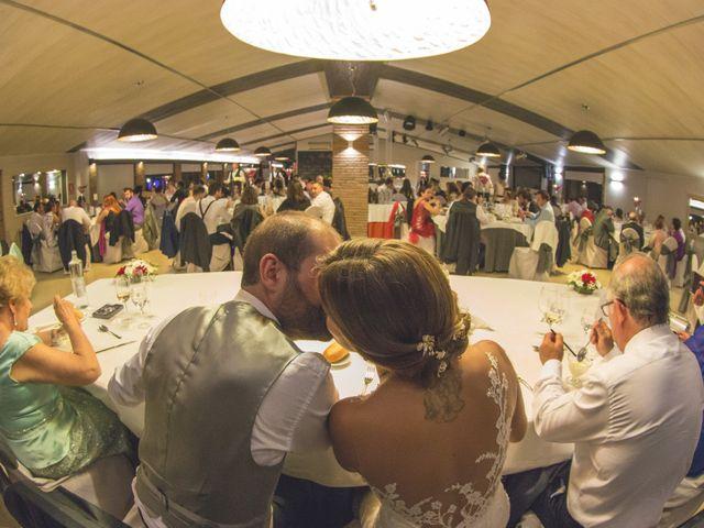 La boda de Javier y Laura en Montbrio Del Camp, Tarragona 34