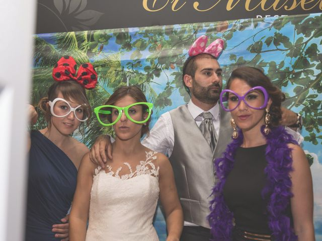 La boda de Javier y Laura en Montbrio Del Camp, Tarragona 42