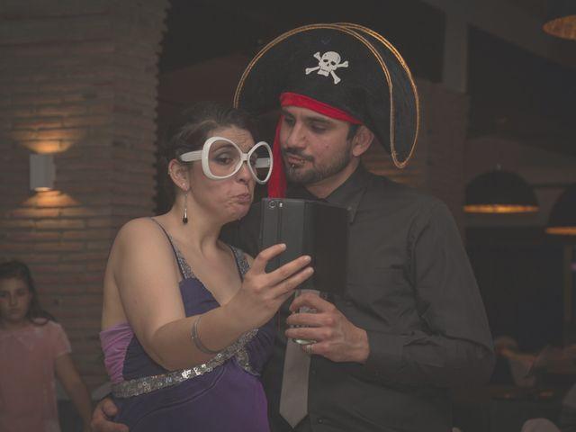 La boda de Javier y Laura en Montbrio Del Camp, Tarragona 44