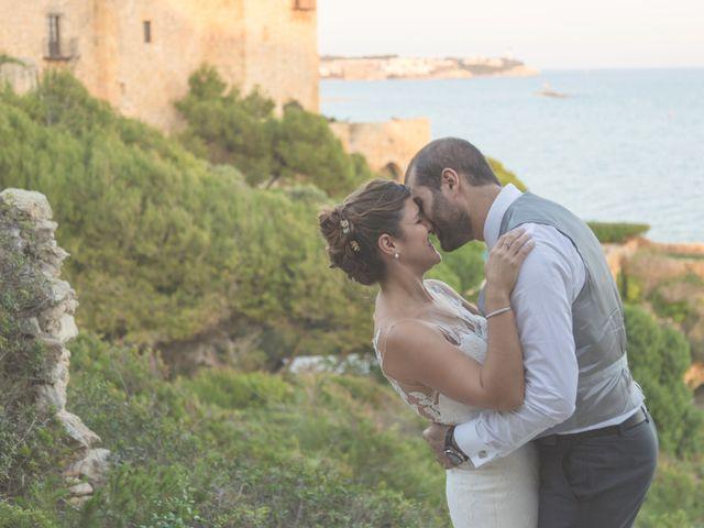 La boda de Javier y Laura en Montbrio Del Camp, Tarragona 49