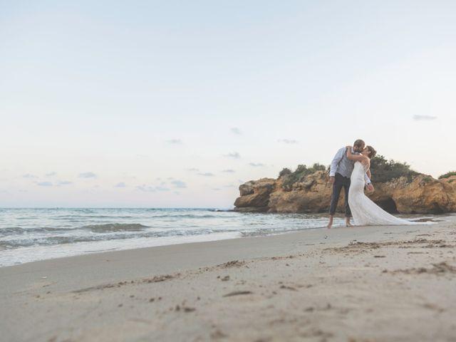 La boda de Javier y Laura en Montbrio Del Camp, Tarragona 51