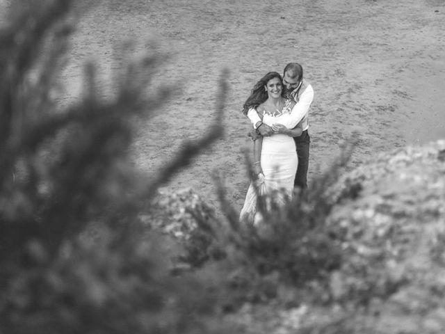 La boda de Javier y Laura en Montbrio Del Camp, Tarragona 54