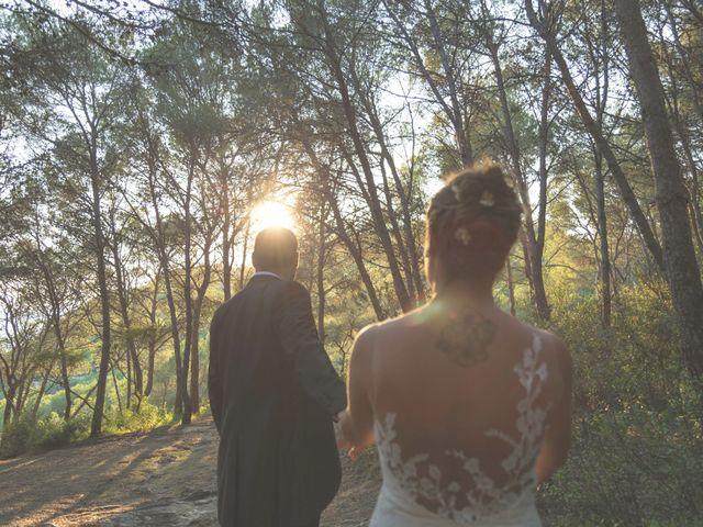 La boda de Javier y Laura en Montbrio Del Camp, Tarragona 61