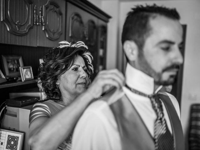 La boda de Alberto y Sonia en Ciudad Rodrigo, Salamanca 9